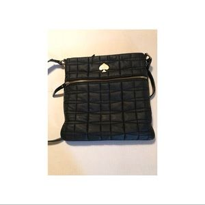 Kate Spade nylon quilted crossbody
